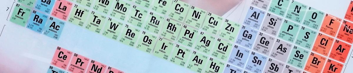 Analisi chimiche materiali
